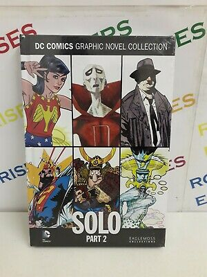 Eaglemoss DC Comics Graphic Novel Collection Book - Special 15 - Solo Part 2