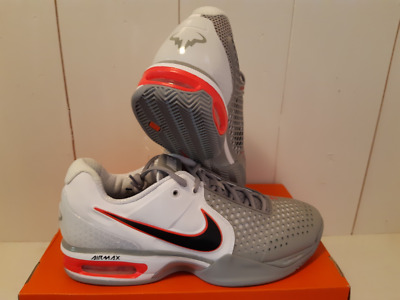 wholesale dealer d53c1 a4b0a Nike Air Max Courtballistec 3.3 Rafa Nadal AusOpen2011 429987-002 Multiple  Sizes