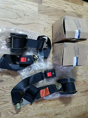 Mercedes w100 w109 w114 w115 w116 r107 rear seat belt, sicherheitgurt nos