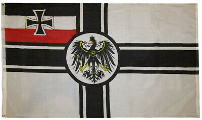 3x5 German Germany Imperial WWI 3'x5' Premium Rough Tex 100D Oxford Poly Flag