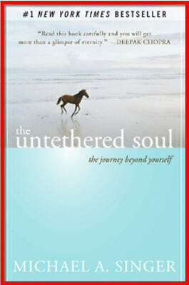 Untethered Soul by Michael Singer - Digital & Audio Book *** Fast Delivery