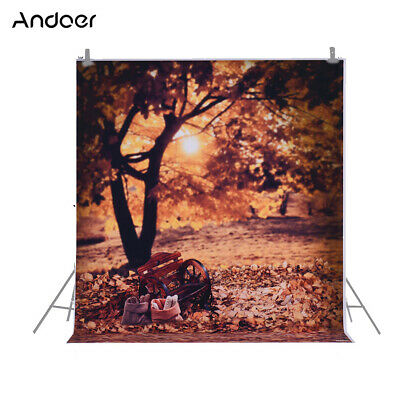 Andoer 1.5 * 2m/4.9 * 6.5ft Photography Background Backdrop Computer W2A0