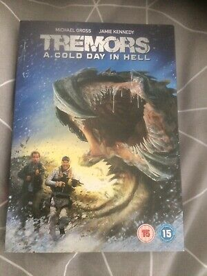 Tremors Cold Day In Hell R2 Dvd Watched Twice Shop Bought
