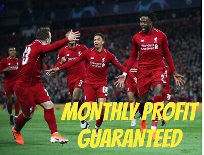 Betting System Best System Monthly Profit Guaranteed !!