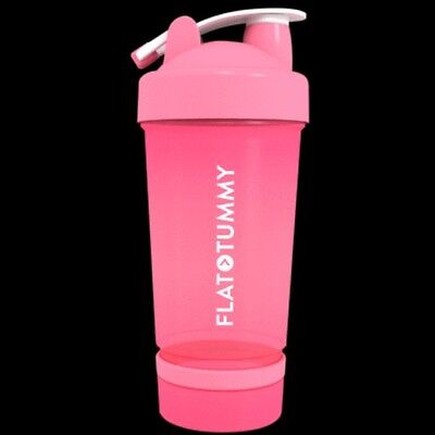 Flattummy Shaker Bottle
