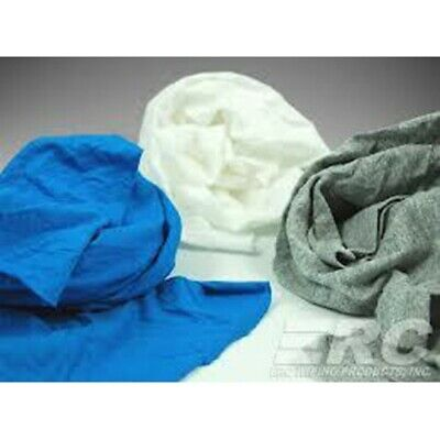 Cleaning Rags, Cotton Shirts, Assorted Colors - 25 lb./bx