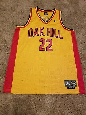 30b3d01a9f4 Carmelo Anthony Oak Hill Academy High School Basketball Jersey 22 Nike - Size  XL