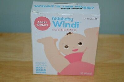 Windi The Gaspasser by Fridababy The All-Natural Solution for Baby Colic and Gas