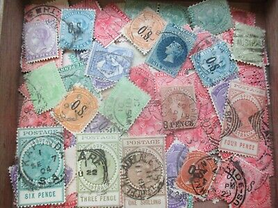 ESTATE: South Australia in box unchecked unsorted as received heaps   (s429)