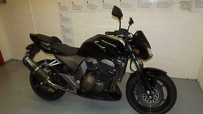 Kawasaki Zr750 Streetfighter Style 92000 Picclick Uk
