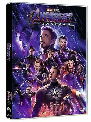 AVENGERS End Game (DVD) MARVEL Scarlett Johansson, Robert Downey Jr.