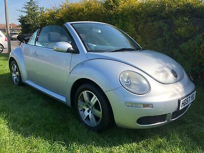 2008 Beetle Convertible 1.6 Luna **Only 2 Previous Owners**