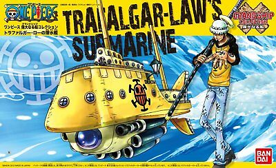 Bandai une Seule Pièce Kit - Grand Navire Collection - Trafalger-Laws Sous-Marin
