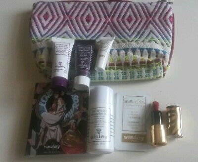 Sisley Set 7 Products +Pouch