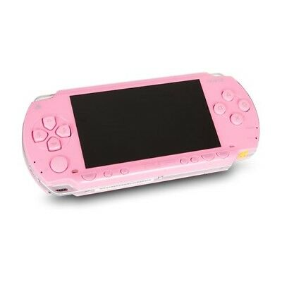 Sony PlayStation Portable - PSP 1003 Konsole in pink / rosa mit Ladekabel #61A
