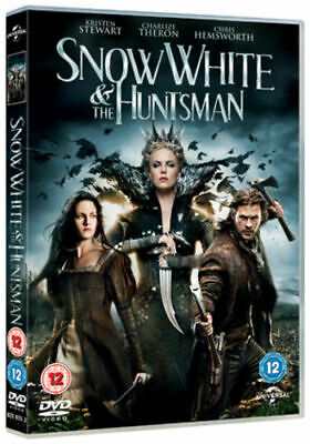 Snow White and the Huntsman DVD 2012 - Kristen Stewart - New and Sealed