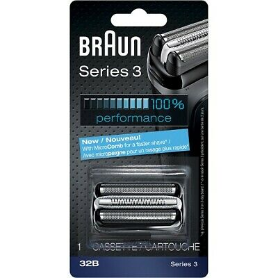 Braun Shaver Replacement Part 32B-Compatible With Series 3 Shavers *Distressed P