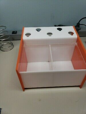 Universal Pipette Pipettor Rack Stand Holder 5 Positions  Lab Workstation