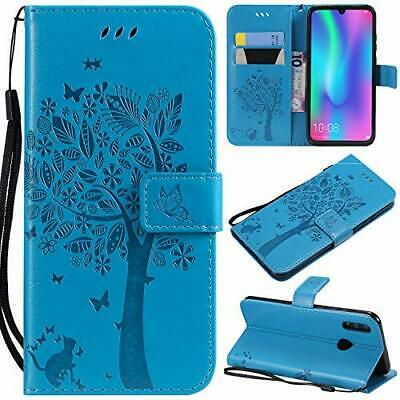 AILRINNI Case for Huawei P Smart 2019/Honor 10 Lite - Premium Leather Flip Walle