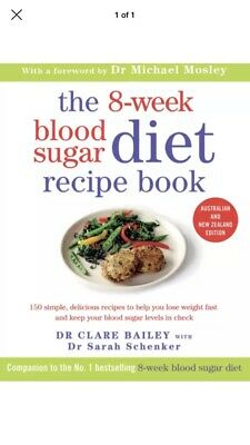 The 8-Week Blood Sugar Diet Recipe Book PDF