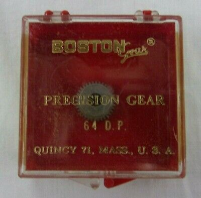 Boston Gear 16 SN 36 Old stock New 4 gears are in this listing.