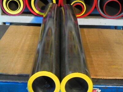 "E0259  Dom Round Steel Tube  3.250 Od  X   2.000 Id  (.625 Wall)   24""  Long"