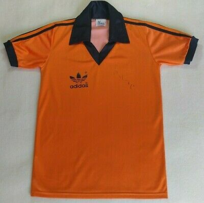Vintage Dundee United 1979 Home Football Jersey Adidas Soccer Shirt Size Youths