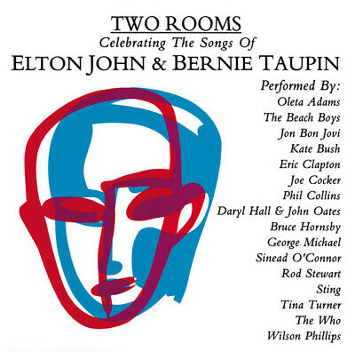 Various Artists : Two Rooms: Celebrating The Songs Of Elton John & Bernie