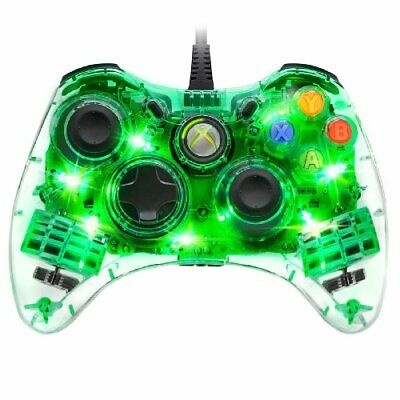 Xbox 360 - Controller Afterglow (inkl. Smart Track)(Xbox 360,(Xbox 360, GrÃ?n)