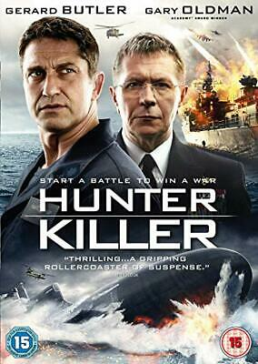 Hunter Killer [DVD]