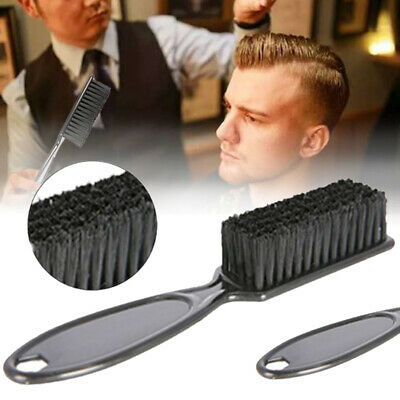 Professional Fade Brush / Comb Scissors Cleaning Brush / Barber Shop Skin Fade
