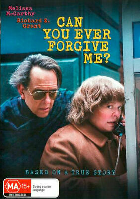 Can You Ever Forgive Me? (DVD, 2019)
