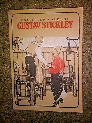 Craftsman Style Furniture & Decor Catalouge / Collected Works of Gustav Stickley