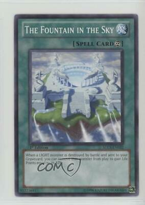 The Fountain in the Sky SDLS-EN032 Yu-Gi-Oh Common Card 1st English Mint New