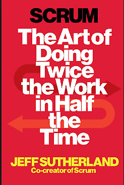 scrum the art of doing twice the work in half the time 🔥Audiobook🔥 📧(email)📧