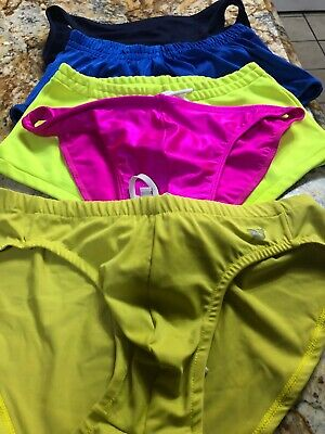 88daa291ffece Lot Of 5 nike And Other Brands Bikini Style Swim Wear Or Workout Bottoms For  Men