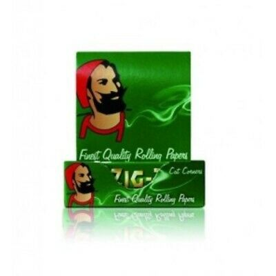Zig Zag Finest Quality Rolling Papers - 25 Booklets