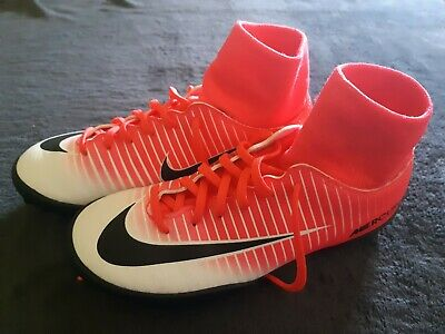 new styles 84f2c 72646 Chaussures De Football enfant Nike mercurial x taille 32 neuves + proteges  tibia