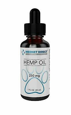 Calming Hemp Oil for Dogs and Cats: Joint Support, Pain Relief and Sleep Aid for