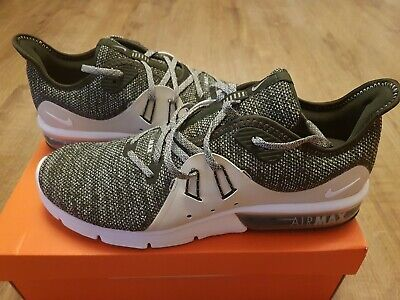 official photos 0bad2 dd7de New Nike Air Max Sequent 3 Mens Trainers - 921694-300 - Size UK 9