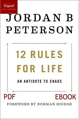 [PDF]🗨12 RULES FOR LIFE by JORDAN BPETERSON🗨📧⚡Fast delivery 📧⚡[EB00K]