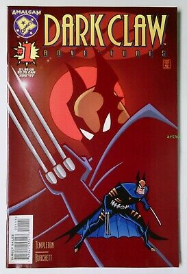 Dark Claw Adventures #1 (Jun 1997, DC) VF/NM