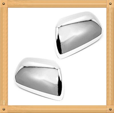 2012-2015 Toyota Tacoma Triple Chrome plated ABS Mirror Cover 15 Kit