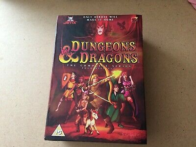 Dungeons & Dragons...the Complete Series...4 Disc Set