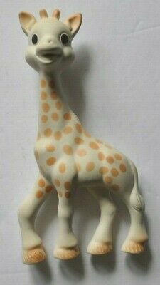 SOPHIE la GIRAFFE Rubber Squeak Toy France