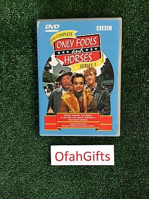 Only Fools And Horses Complete Series 1  VGC !!! 7 episodes ON DVD
