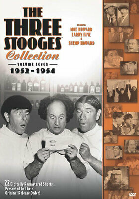 Three Stooges Collection: Volume Seven 1952-1954 (DVD,2009)