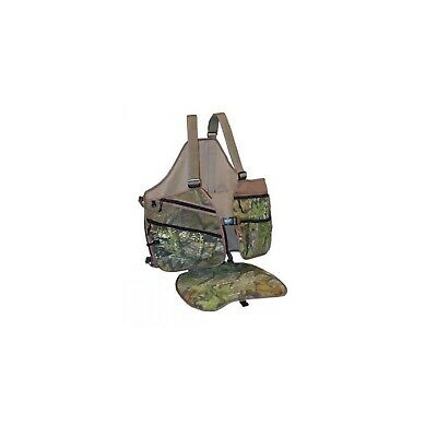 T00300MB Camouflage Sportsmans Outdoors Beard Buster Jumbo Seat
