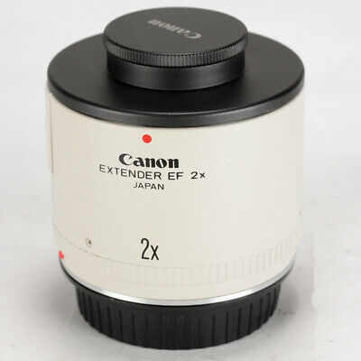 Canon Extender EF 2X Teleconverter from Japan << Excellent >> 2918