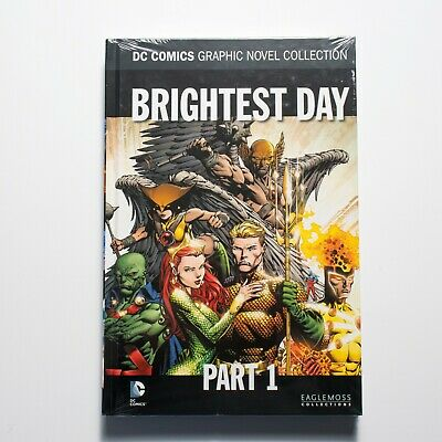 Eaglemoss Dc Comics Graphic Novel Collection – Brightest Day Part 1 – New